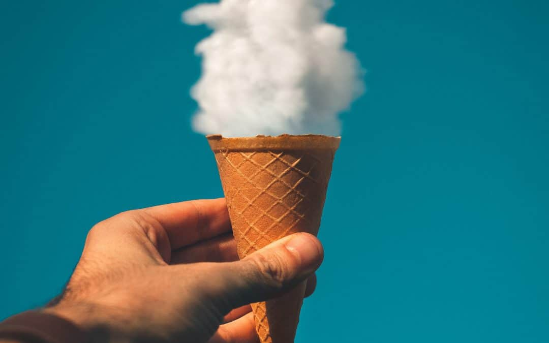Lody wysokobiałkowe – FIT alternatywa dla klasycznych lodów